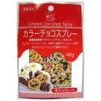 カラーチョコスプレー 40g 【夏期クール】/製菓材料/