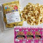 ポップコーン豆100g3袋+夢フル50袋 ハニーバター (3g×50袋)セット ポテト ポップコーン から揚げ用粉末調味料 しゃかしゃかポテト