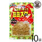 ミミガーチップ ミミスター ガーリック味 30g×10袋 送料無料 沖縄 土産 豚耳 珍味