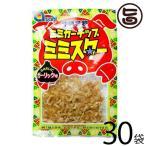 ミミガーチップ ミミスター ガーリック味 30g×30袋 あさひ 沖縄 土産 人気 珍味 豚耳 おつまみ おやつ  送料無料