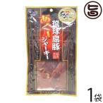 琉球島豚 あぐージャーキー 35g×1袋 琉球在来豚 沖縄土産 珍味 おすすめ  送料無料