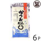 手火山造り 鮭ぶし入りかつおふりだし 88g (8.8g×10P)×6袋 美味香 北海道 土産 人気 だしパック 人工甘味料・着色料不使用 送料無料