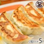お歳暮 ギフト 山原豚(琉美豚) 白豚ギョウザ 12個入り×5P   条件付き送料無料 沖縄 土産 アグー 貴重 肉
