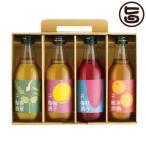 紀州石神の梅酒 飲み比べセット 300ml×4種 各1本 梅酒 瓶 完熟南高梅 無添加  条件付き送料無料