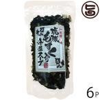 沖縄限定 和風醤油味 琉球もずくスープ 55g×6P はぎの食品 沖縄 人気 定番 土産 海藻 モズク 汁物 送料無料