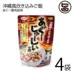 あぐーじゅーしぃの素 2合用 180g×4袋 送料無料 沖縄 土産 人気 ご飯の素
