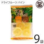 ドライフルーツ パイン 180g×9袋 南風堂 タイ産 ドライフルーツ 果物 健康 おやつ 美容 ブロメライン  送料無料