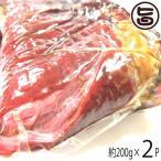 特選 サイボシ 200g×2P 肉の匠テラオカ 大阪 土産 人気 牛肉加工品 旨味凝縮 馬肉の燻製 条件付き送料無料