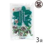 ミントこくとう 130g×3袋 琉球黒糖 沖縄 人気 定番 土産 黒糖 菓子 送料無料