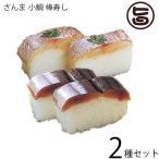 笹一 紀州 さんま 小鯛 棒寿し 2種セット ギフト 贈答用 風味豊かな逸品 プレミア和歌山 条件付き送料無料