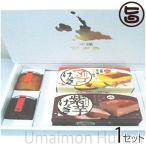 ギフト マンゴー 紅芋 ケーキ2種とマンゴー ドラゴンジャムのギフトセット 沖縄 土産 人気 焼き菓子 ケーキ 送料無料