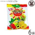 豊物産 ドライフルーツ パイナップル 200g×6P 食物繊維 ミネラル豊富  送料無料