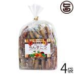 フルーツちんすこう 24個入×4袋 優菓堂 沖縄 土産 人気 個包装 お菓子 6種の味 ちんすこう 本来の食感 ホロホロ サクサク  送料無料