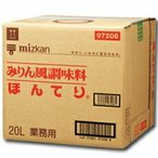 ミツカン ほんてり(みりん風調味料)20Lキュービーテナー×1本【送料無料】