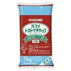 【送料無料】カゴメ 国産トマト100%使用 トマトケチャップ1kgフィルムパック×2ケース(全24本)