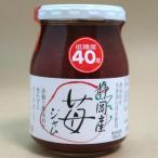 イチゴジャム 低糖度40度 伊豆フェルメンテ 静岡産いちご使用 300g