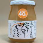 ニューサマーオレンジジャム 低糖度40% 伊豆フェルメンテ 東伊豆産ニューサマーオレンジ使用