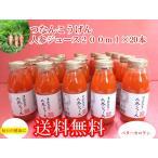 【送料無料】 人参 生野菜ジュース 手作り絞り 各200m×20本