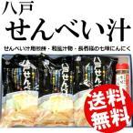 せんべい汁 ギフトセット 青森県八戸 味の海翁堂 B-1グランプリ優勝 送料無料 贈答品 お取り寄せ