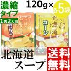 コーンスープ かぼちゃスープ レトルト セット 10食 ご当地 北海道産 スープはやっぱり北海道でしょ 送料無料 贈答品 お取り寄せ
