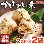 博多 鶏めしの素 2袋(1袋2合用) メール便 送料無料 10