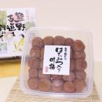 ショッピング梅 いなみの里梅園 紀州産 南高梅 梅干し ご家庭用 はちみつ味 450g 塩分8%#002