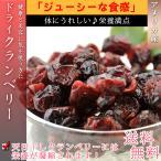 程よい酸味♪ドライ クランベリー 1kg(500g×2個入り) アメリカ産【送料無料】ドライフルーツ※代金引換不可 F