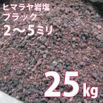 ヒマラヤ岩塩ブラック 小粒 25kg