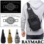 正規品 RAYMARC 001 ボディバッグ メンズ レディース ワンショルダー 人気 斜め掛け 斜めがけ 父の日 防水 男 女 通学 シンプル プレゼント レイマーク