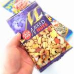 ミックスナッツ1箱144個(6×24) 箱売り まとめ買い 徳用 落花生 カシューナッツ ジャイアントコーン アーモンド