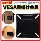 VESAマウント 壁掛け金具 12〜22.9インチ ディスプレイ対応 ベサ規格 液晶テレビ・PCモニターをしっかり壁掛け