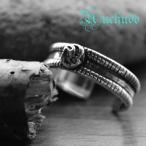 リング 指輪 ピンキーリング 魔力 フリーサイズ シルバー925 高級ベルベットジュエリーボックスギフト クーポン使用で 送料無料