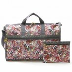 LeSportsac LARGE WEEKENDER 7185 G146 BAMBI AND F