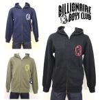 セール BILLIONAIRE BOYS CLUB ビリオネアボーイズクラブ BADAHZIP FRONT HOODY ジップアップ
