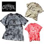 セール 40%オフ CUT RATE カットレイト TIE DYE T-SHIRT Tシャツ