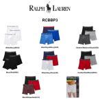 POLO RALPH LAUREN(�ݥ� ���ե����)�ߥɥ� �ܥ������ѥ�� 3�祻�å� ��� ���� Classic Fit RCBBP3