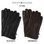 TOMMY HILFIGER(トミーヒルフィガー)タッチグローブ スマホ 手袋 メンズ 1CT3498