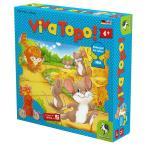 ねことねずみの大レース Viva Topo! ドイツ ボードゲーム 知育玩具 すごろく