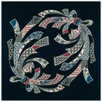 古典ふろしき 四巾 のしめ柄 30-053031
