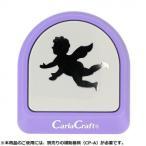 Carla Craft カーラクラフト メガジャンボクラフトパンチ エンジェル-A CN45101 4100777