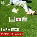 人工芝 防草 芝生 芝丈3.5cm ベランダ リアル BP-3514 1m×4m アイリスオーヤマ 庭 テラス ベランダ