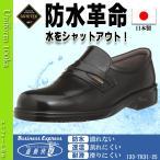 ビジネスシューズ 紳士靴 ゴアテックス 通勤快足 AM31251 ブラック
