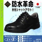 ビジネスシューズ 紳士靴 紐タイプ ゴアテックス 通勤快足 AM32481 AM32489