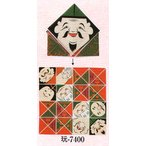 折り紙風呂敷(PP袋入) 玩印 7400 日本の歳時記