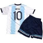 アルゼンチン代表ホーム/リオネル・メッシ/MESSI/背番号10/子供用/2019サッカーユニフォーム/ノンブランドレプリカユニフォーム
