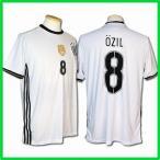 2016サッカーユニフォーム/ドイツ代表ホーム/メスト・エジル/OZIL/背番号8/ノンブランドユニフォーム/大人用(M、フリー)