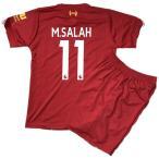 リヴァプールホーム/モハメド・サラー/M.SALAH/背番号11/子供用/2020サッカーユニフォーム/ノンブランドレプリカユニフォーム
