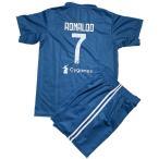 ユヴェントスアウェイ/クリスティアーノ・ロナウド/RONALDO/背番号7/子供用/2020サッカーユニフォーム/ノンブランドレプリカユニフォーム