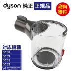 Dyson ダイソン Bin assembly クリアビン ダストカップ 適合モデル DC58 DC59 DC61 DC62 V6 Motorhead 対応 正規品 純正品 並行輸入品