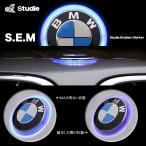 [Studie]LEDエンブレムマーカーBMW 5シリーズ/E39(純正エンブレム付)